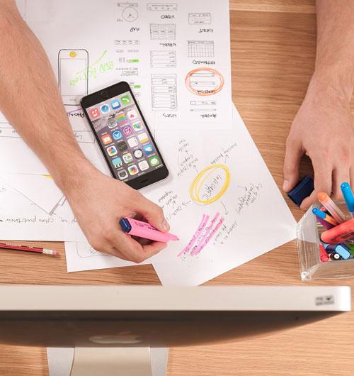 Diseño y promoción de tiendas virtuales