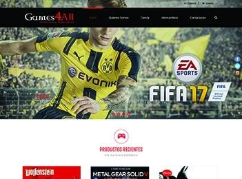 paginas web videojuegos