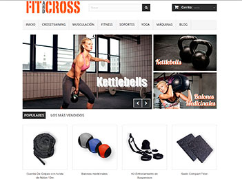 tienda fit and cross