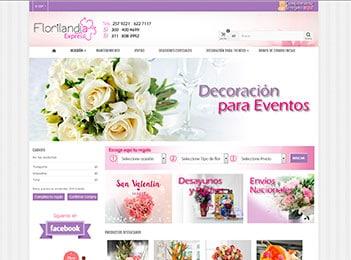 tienda flores