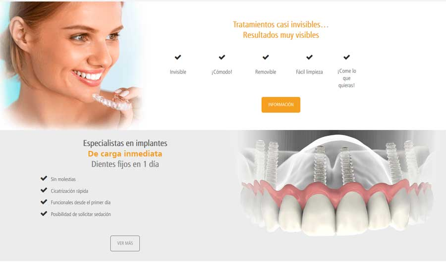 Clinicas Dentales Madrid