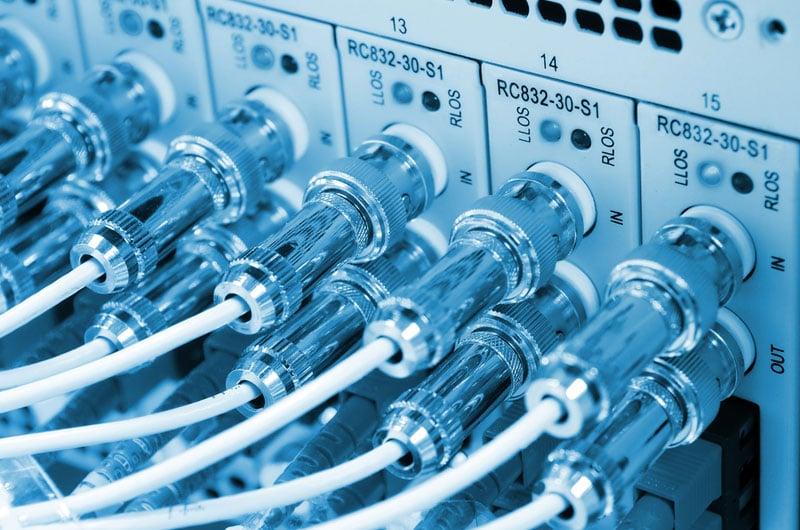 cableado hosting