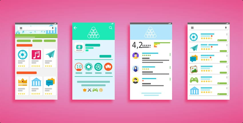 UI Design - Interfaz de Usuario