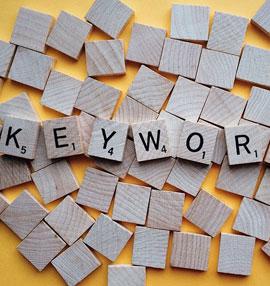 Qué son las palabras claves o keywords en un buscador